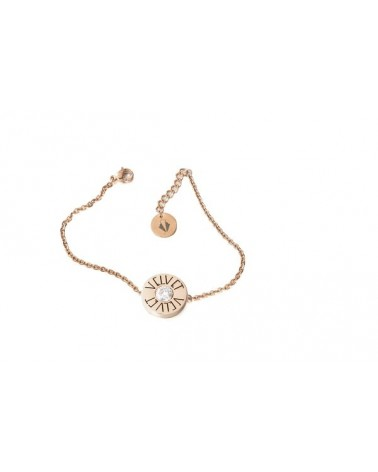 PULSERA VELVET BASIC ROSE