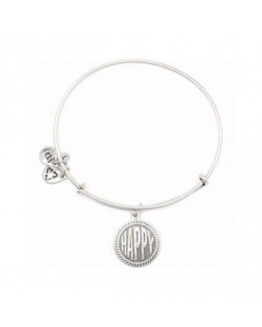 PULSERA ALEX AND ANI HAPPY BLANCA A10EB241RS