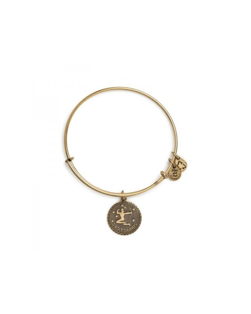 PULSERA ALEX AND ANI SAGITARIO DORADA A07EB40SARG