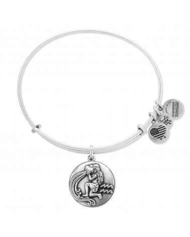 PULSERA ALEX AND ANI ACUARIO