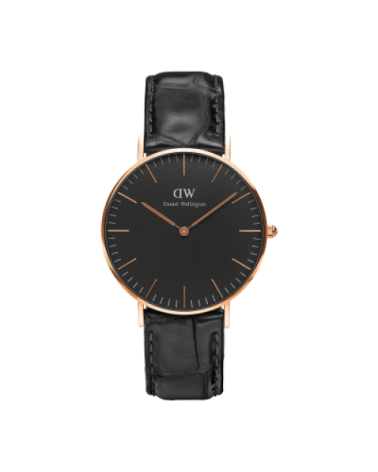 DANIEL WELLINGTON READING NEGRO